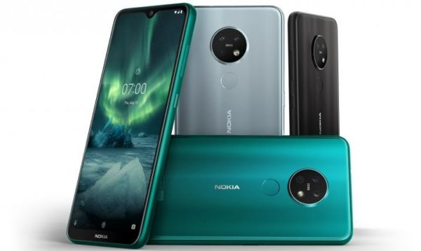 Nokia 7.2 In Colours