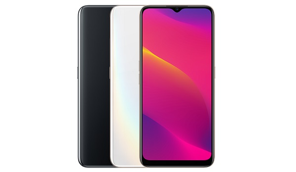Oppo A5 2020 in colours