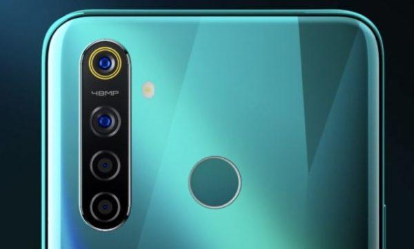 Realme Q Rear Camera