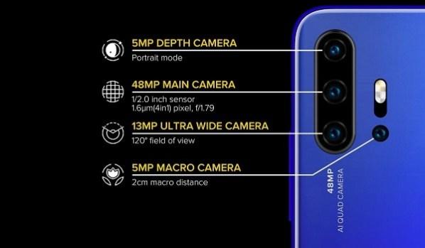 UMIDIGI F2 with 48MP quad-camera