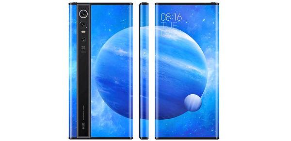 Xiaomi Mi Mix Alpha 5G