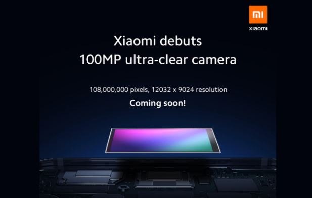 Xiaomi Working on Phone with 108mp camera sensor