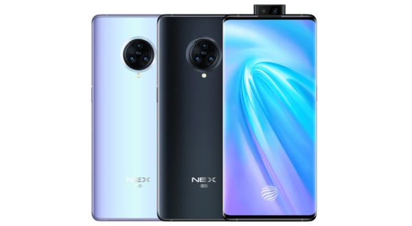 vivo NEX 3 in colour