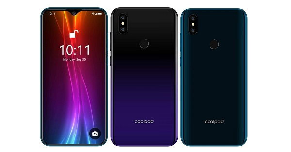 Coolpad Cool 5 in colours