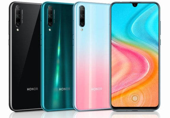 Honor 20 Lite (Youth Edition) in colour
