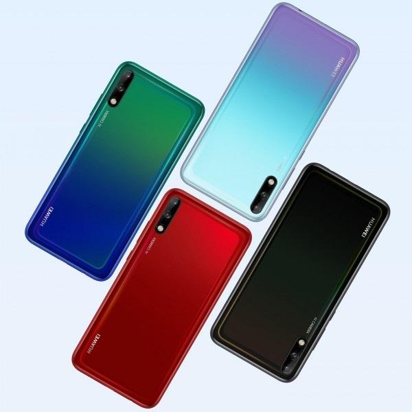 Huawei Enjoy 10 in Colours