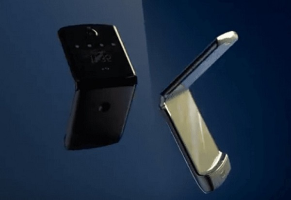 Motorola razr 2019 official looking images