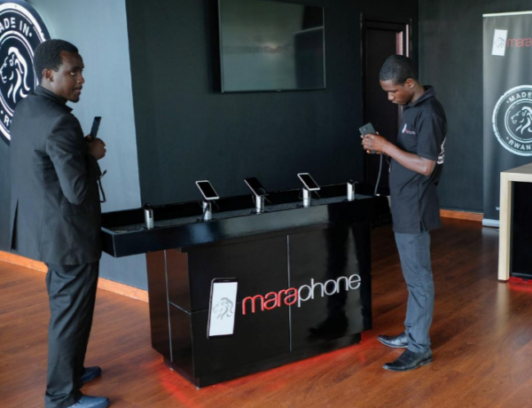 Rwanda launches made in Africa smartphones