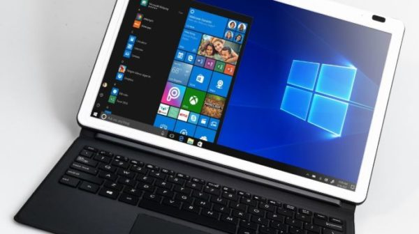 Windows 10 on Laptop