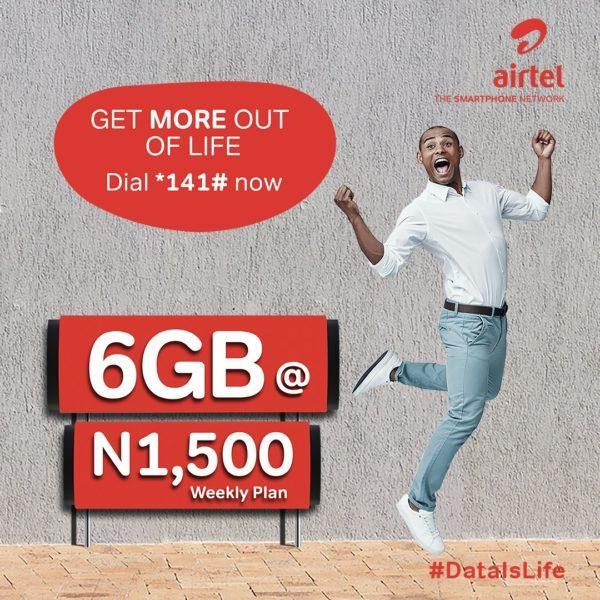 Airtel 6G for N1500