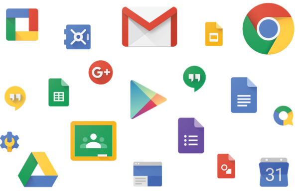 Google apps icon