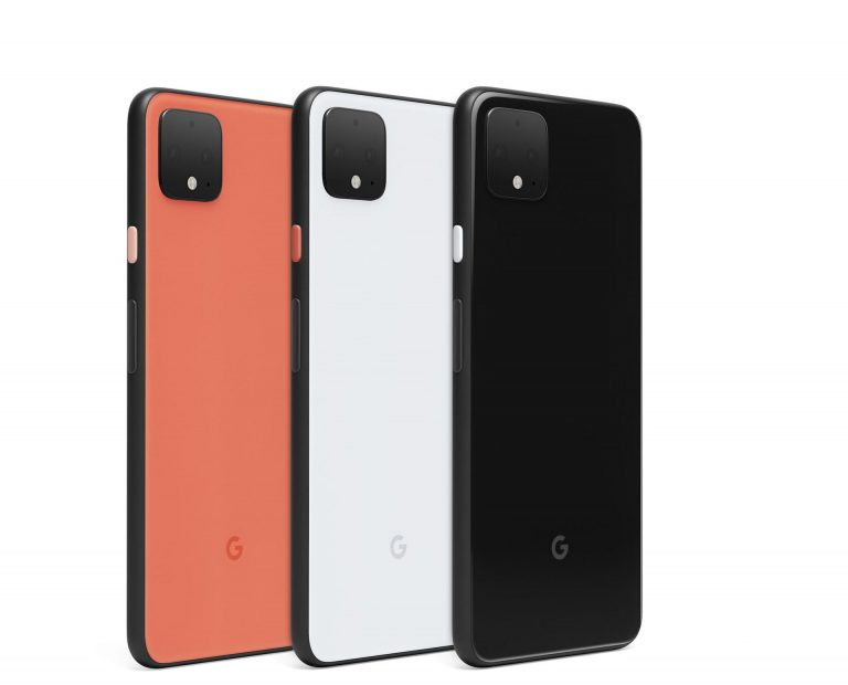 pixel 4 in colours