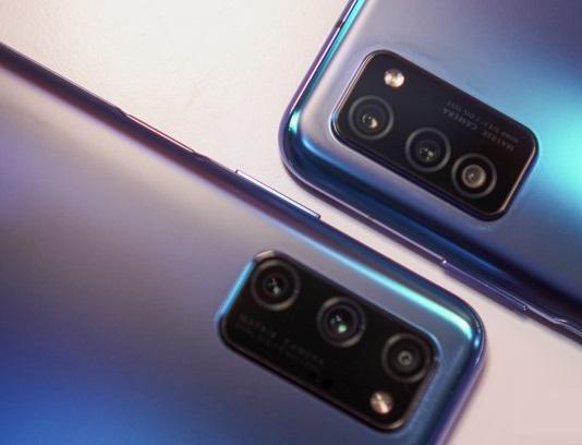 Honor V30 and Honor V30 Pro cameras
