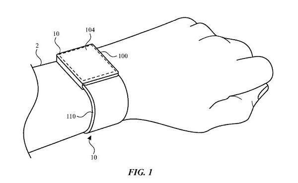 In-display fingerprint reader coming to Apple Watch