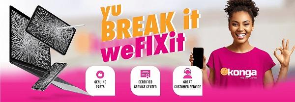 You break i fix