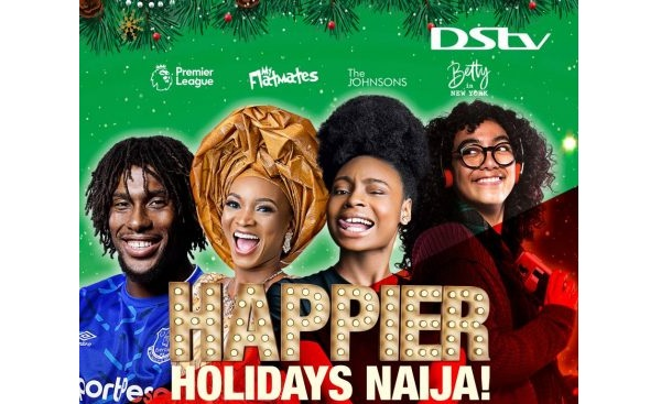 MultiChoice Happier Holidays