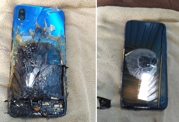 Xiaomi Response To alleged Redmi Note 7S explosion