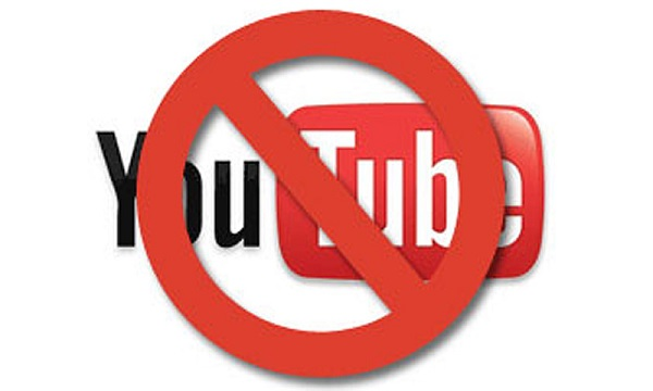 YouTube Banned Account