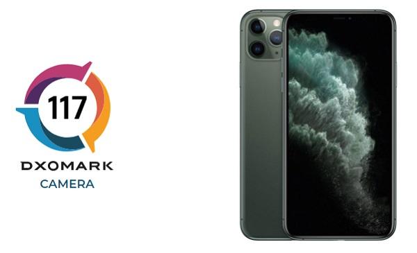 iPhone 11 Pro Max Camera rating