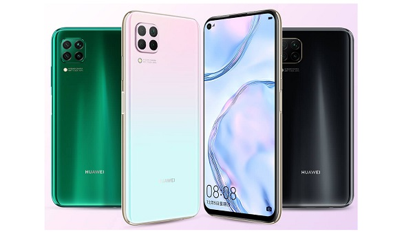 Huawei nova 6 SE in Colours