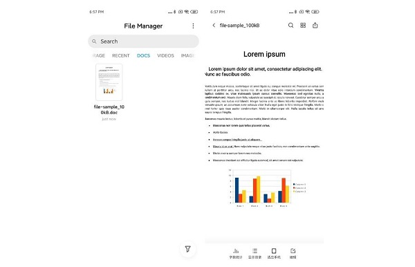 MIUI - Improved File Manager