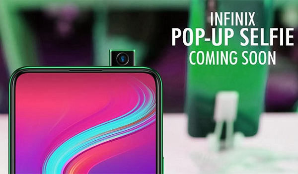 Infinix Phone With Pop-up Selfie Camera 2020 - 1
