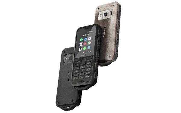 Nokia 800 Tough In Colours