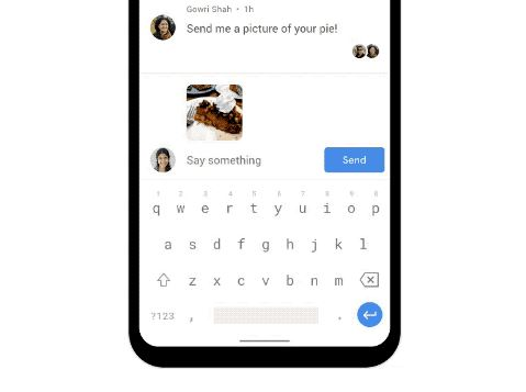 google photos sharing