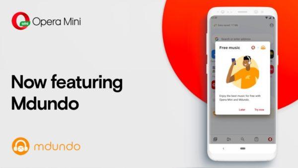 operamini mdundo feature