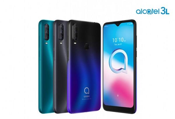 Alcatel 3L In Colours