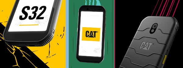 CAT S32