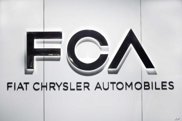 Fiat Chrysler Automobiles (FCA logo)
