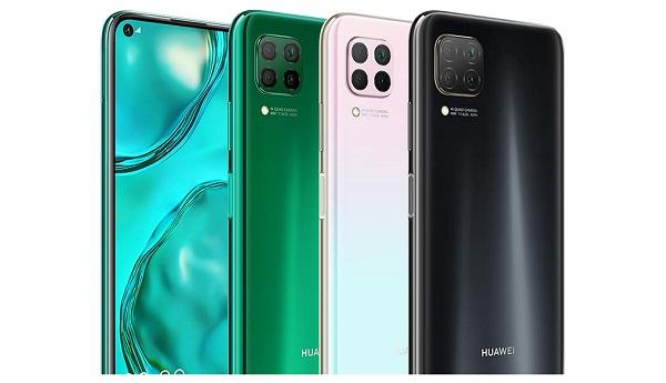 Huawei nova 7i in Colours