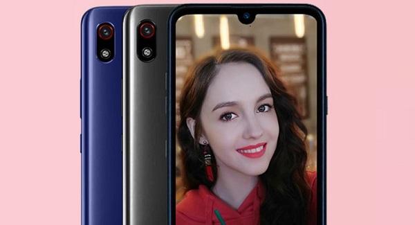 LG W10 alpha cameras