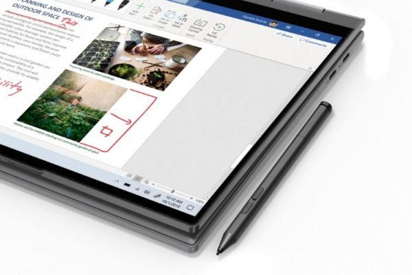Lenovo Yoga 5G digital pen