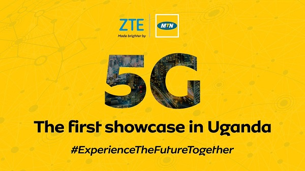 MTN Uganda and ZTE on 5G Trial