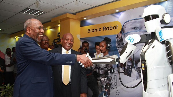 MTN Uganda Launches 5G Trial