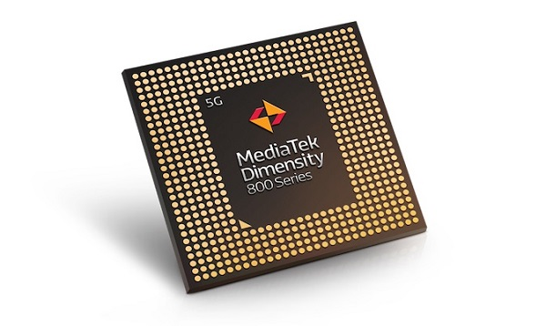 MediaTekMediaTek Dimensity 800