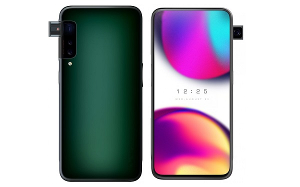 Oppo Working On A Smartphone With Side Pop-Up Camera
