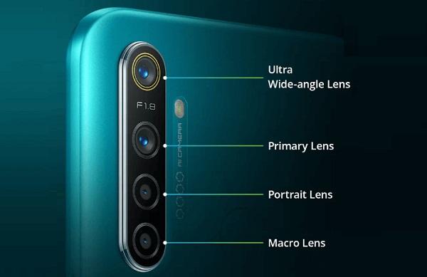 Realme 5i Rear Camera