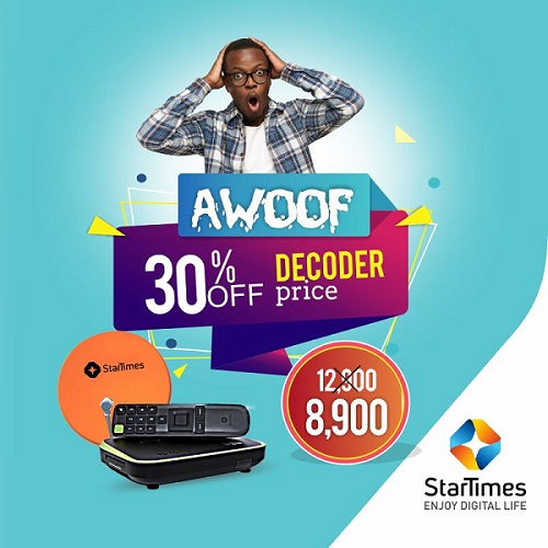 Startimes Reduces Decoder Price