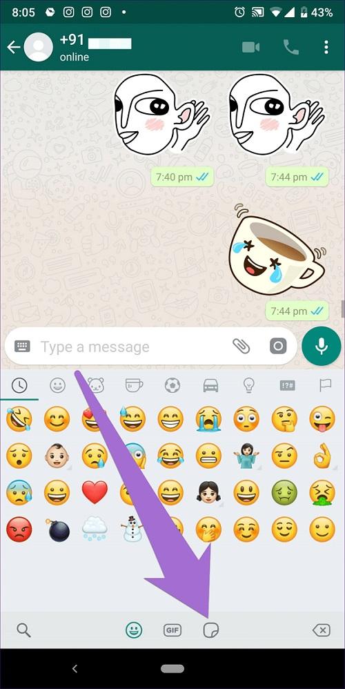 WhatsApp To Soon Have Animated Stickers Like Telegram