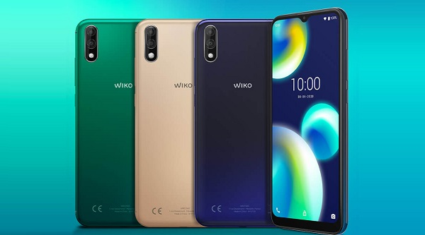 Wiko View4 Lite In Colours