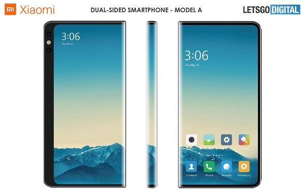 Xiaomi Working On Dual Sided screen