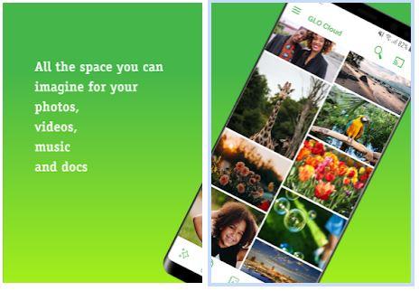 Glo iCloud Apps