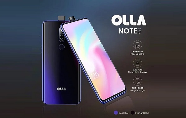 OLLA Note 3