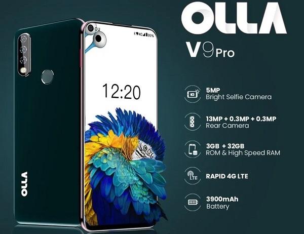 OLLA V9 Pro