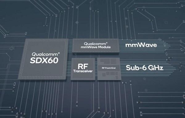 Qualcomm X60 5G modem