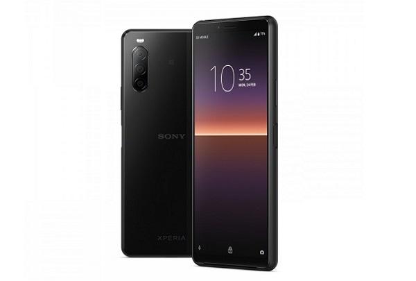 Sony Xperia 10 II in Black