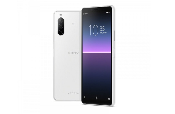 Sony Xperia 10 II in White
